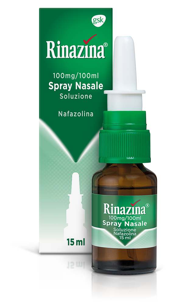 Rinazina Spray Nasale 15ml offerta