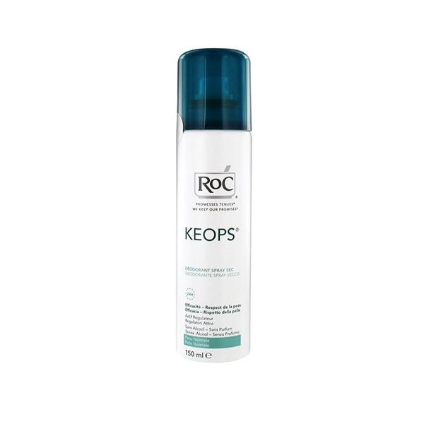 Roc Keops Deodorante Spray Secco 150ml