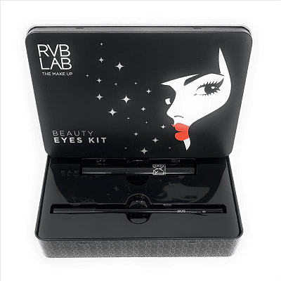 RVB LAB Beauty Eyes Kit Mascara + Matita Occhi