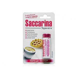 SACCARINA ROBERTS 100CPR 30MG prezzi bassi