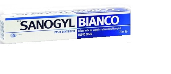 SANOGYL BIANCO PASTA DENTIF prezzi bassi