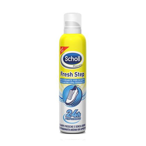 Scholl Fresh Step Spray Scarpe 150ml offerta
