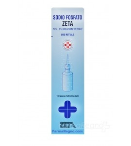 Sodio Fosfato Zeta Soluzione Rettale Adulti 1 flacone 120 ml offerta