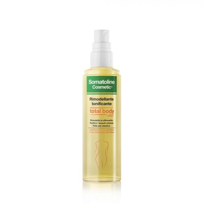 Somatoline Cosmetic Rimodellante Tonificante Total Body Olio 125ml