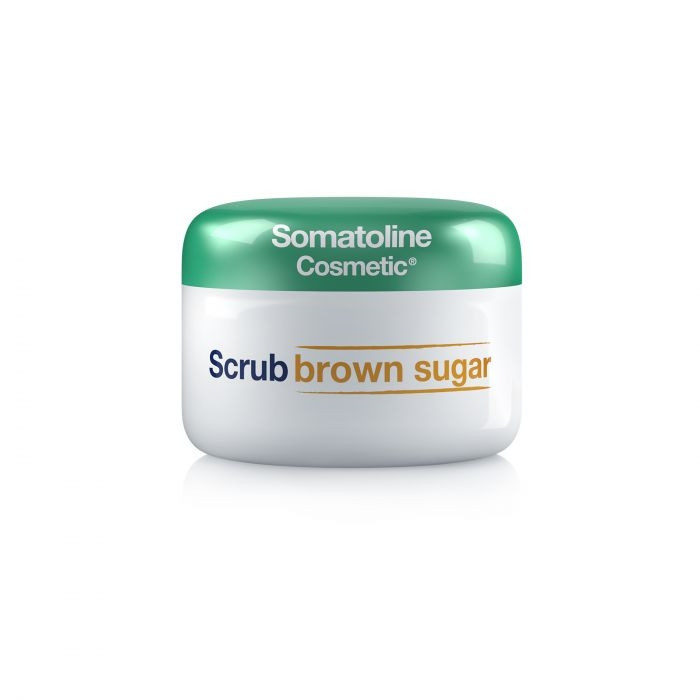 Somatoline Cosmetic Scrub Brown Sugar 350g
