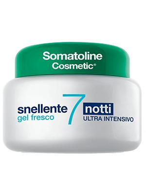 Somatoline Cosmetic Snellente 7 Notti Ultra Intensivo Gel Fresco 400ml