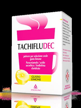 Tachifludec Limone 10 bustine offerta