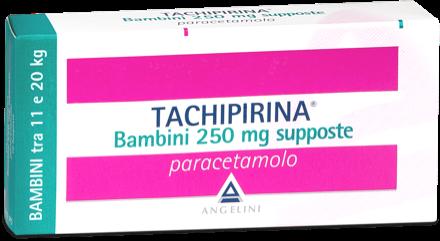 Tachipirina Bambini 10 Supposte 250mg offerta
