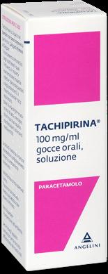 Tachipirina Bambini Gocce 30 ml 100 mg/ml offerta