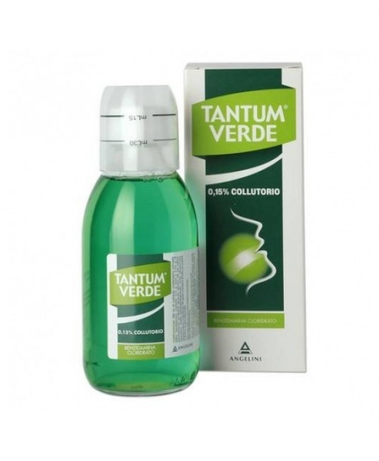 Tantum Verde Collutorio 0,15% 120ml offerta