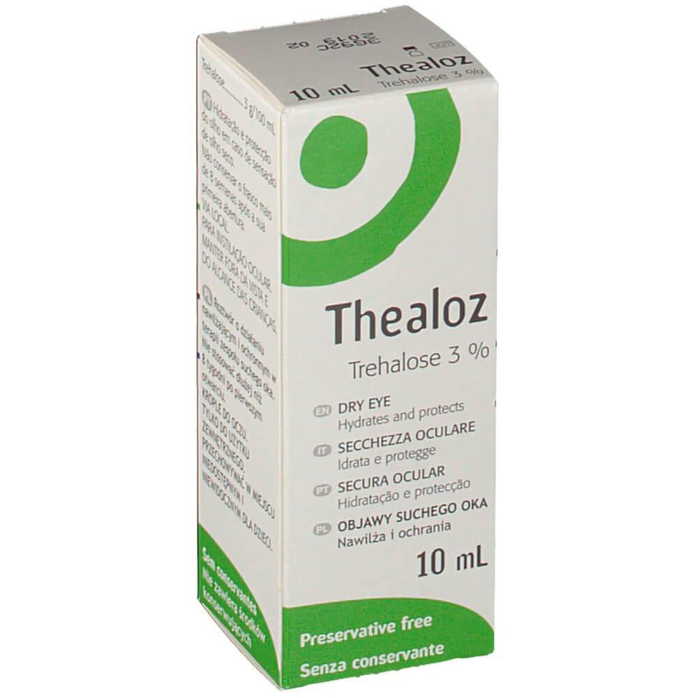 Thealoz Trehalose 3% 10ml