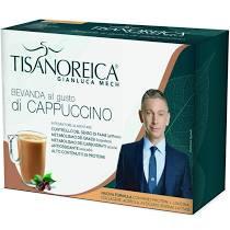 Dieta Tisanoreica Bevanda al gusto Cappuccino 4 preparati da 28,5 g