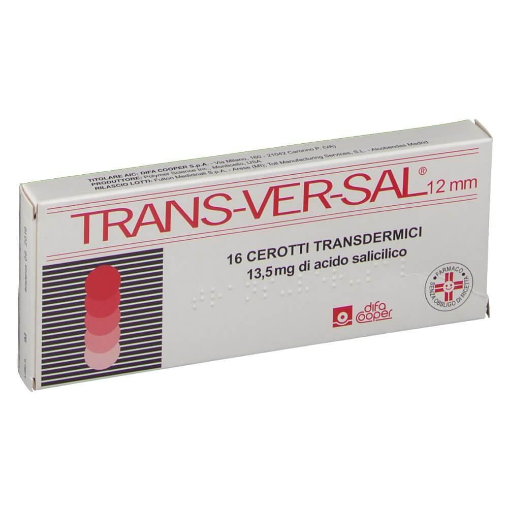 Transversal 16 Cerotti Transdermici 13,5mg/12mm offerta
