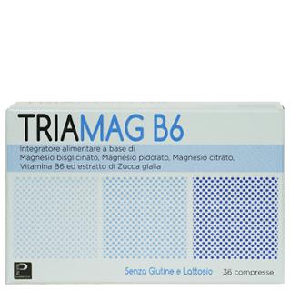 TRIAMAG B6 36 COMPRESSE prezzi bassi
