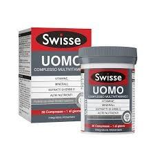 Acquistare online Swisse Uomo Complesso Multivitaminico 60 Compresse