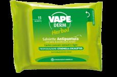 Vape Derm Herbal  Salviette Antipuntura15 Pezzi prezzi bassi