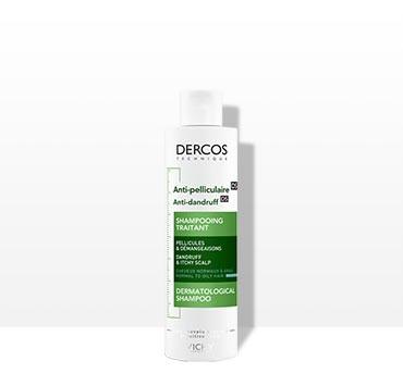 Vichy Dercos Shampoo Antiforfora DS Capelli da Normali a Grassi 200ml