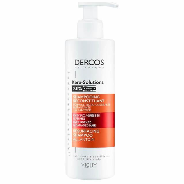 Shampoo Ristrutturante Dercos Technique Kerasol 250ml prezzi bassi