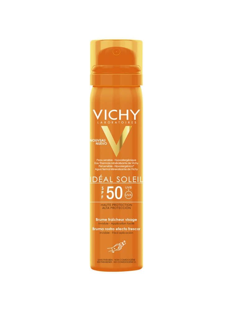 Vichy Ideal Soleil Spray Invisibile SPF50 200ml offerta
