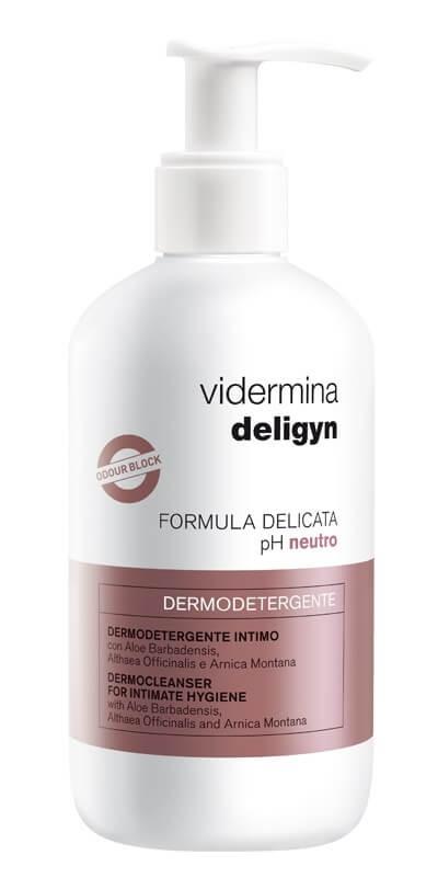 Vidermina Deligyn Detergente Intimo Con Dispenser 500ml prezzi bassi