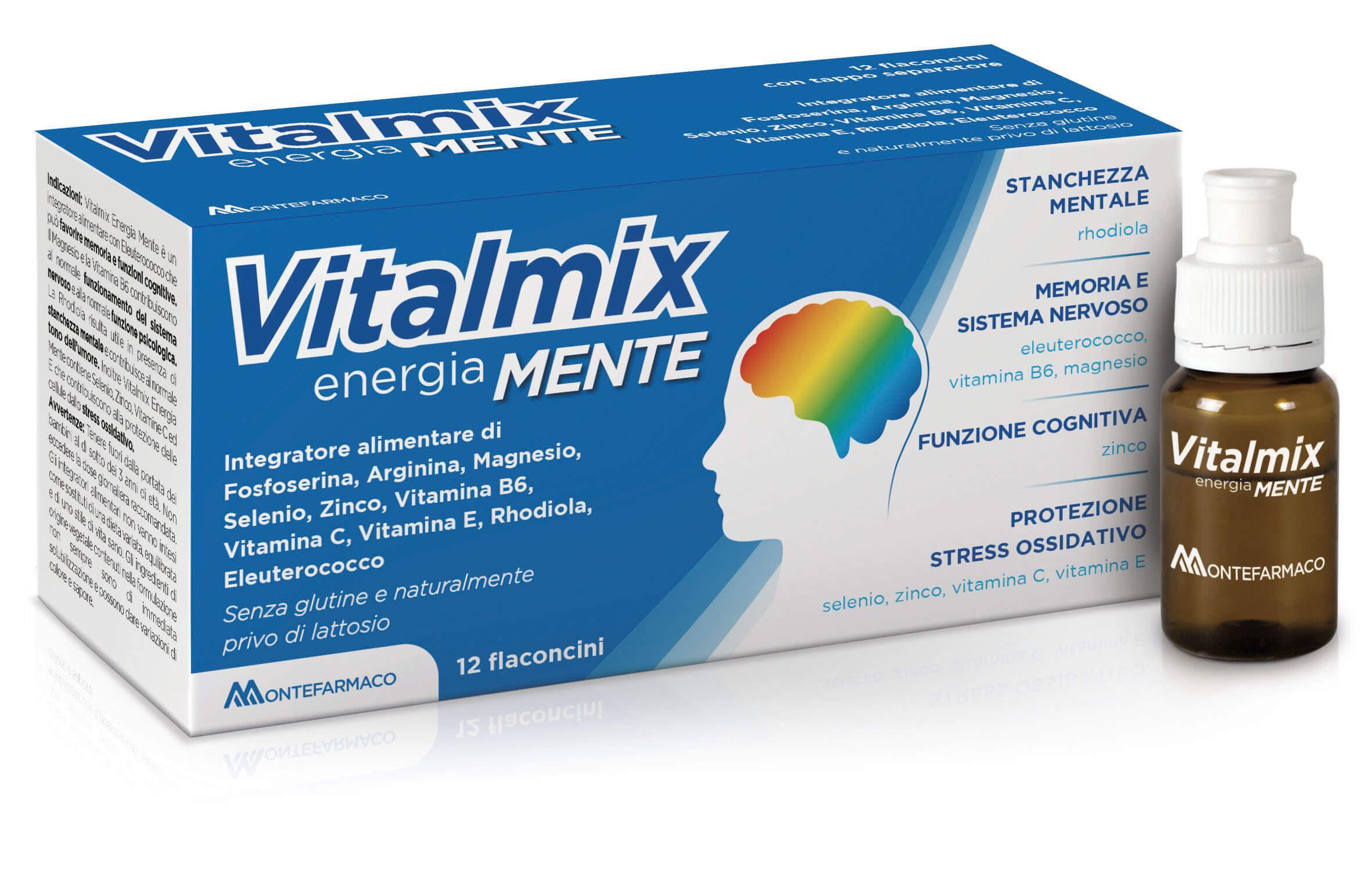 Vitalmix Energia Mente 12 flaconcini