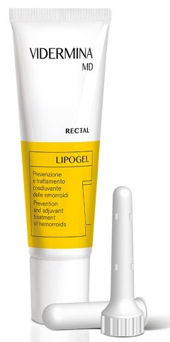 Vitamindermina MD Rectal Lipogel 30ml