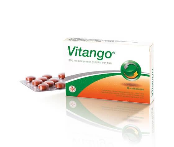Vitango 30 Compresse Rivestite 200 Mg offerta