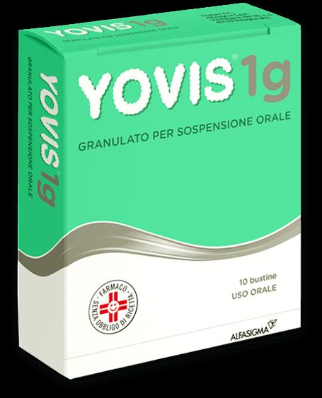 Yovis Granulato 10 bustine da 1g offerta