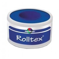 Master-Aid Rolltex Cerotto In Rocchetto Tela 5X2,5