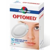Master-Aid Garza Oculare Medicata Optomed 10 Pezzi