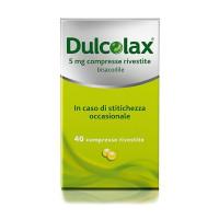 Dulcolax 40 Compresse Rivestite 5 mg