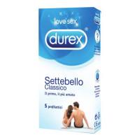 Durex Settebello Classico 5 pezzi