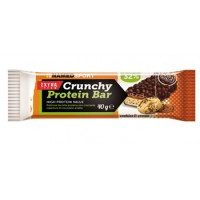 Named Crunchy ProteinBar Cookies e Cream 40gr.
