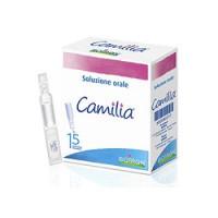 Camilia Soluzione Orale Monodose 15 Fiale Monodose 1 Ml