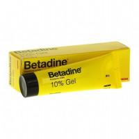 Betadine Gel 10% 30g