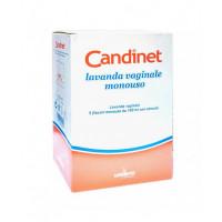 Candinet Lavanda Vaginale Monodose 5 flaconi
