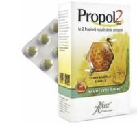 Aboca Propol2 EMF Bimbi Fragola Miele 45 tavolette