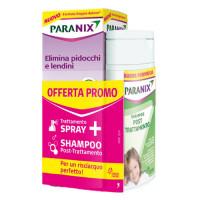 Paranix Trattamento SPRAY + Nuovissimo SHAMPOO post-trattamento
