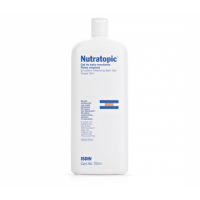 Isdin Nutratopic Gel Detergente 400ml