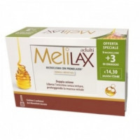 Aboca Melilax Adulti 9 microclismi + 3 Omaggio