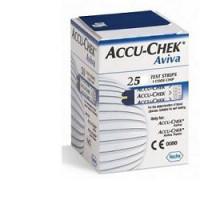 Accu-Check Aviva 25 strisce