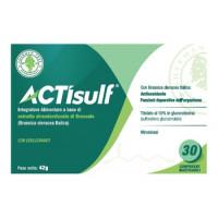 ACTIsulf 30 compresse masticabili