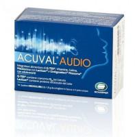 Acuval Audio 14 bustine orosolubili