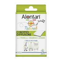 Alontan Natural Cerotti Antizanzare 24 pezzi
