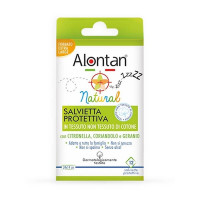 Alontan Natural Salviette Antizanzare 12 pezzi