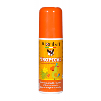 Alontan Tropical Spray Insettorepellente 75ml