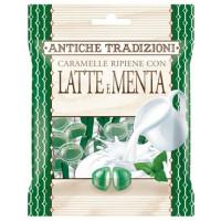 Antiche Tradizioni Caramelle Latte e Menta 60g
