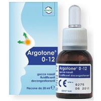 Argotone 0-12 anni Soluzione Nasale 20ml