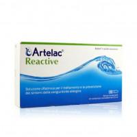Artelac Reactive Soluzione Oftalminica 10 Monodose