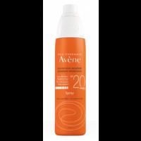 Avene Solare Spray SPF20 200ml